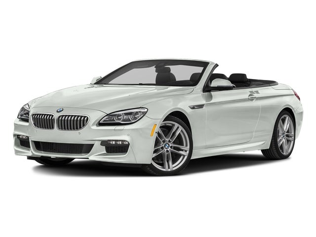 BMW Series I XDrive Convertible In Morristown NJ BMW - Bmw 6 series convertible white