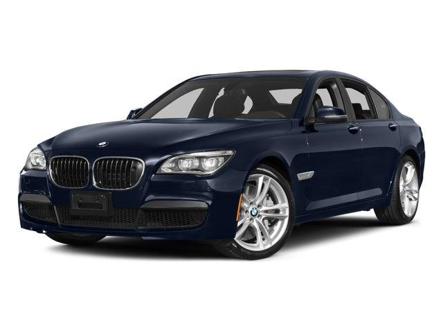 2015 BMW 7 Series 4dr Sdn 750Li XDrive AWD In Morristown NJ