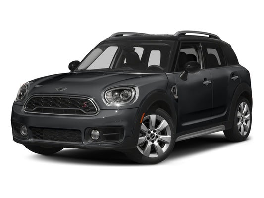 2017 Mini Countryman All4 Cooper S In Morristown Nj Bmw Of