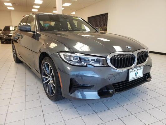 BMW North America >> 2020 Bmw 3 Series 330i Xdrive Sedan North America