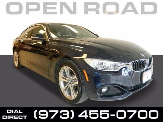 2017 Bmw 4 Series 430i Xdrive Gran Coupe Sulev In Morristown Nj Of