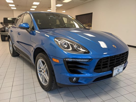 Used Porsche Macan Morristown Nj